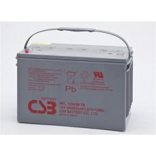 Аккумуляторная батарея CSB 12V 100Ah (HRL12390WFR)